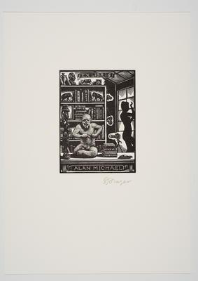 Ex Libris Alan Michael