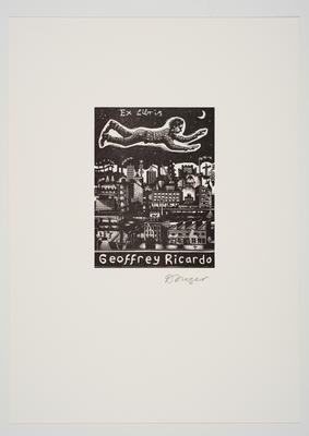 Ex Libris Geoffrey Ricardo