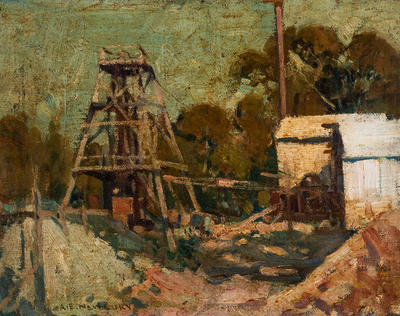 Hanover Mine, Malmsbury