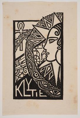 Klytie; work on paper