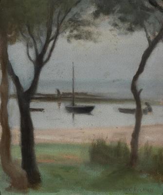 Mist; painting