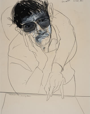 Self-Portrait - Drawing Lesson
