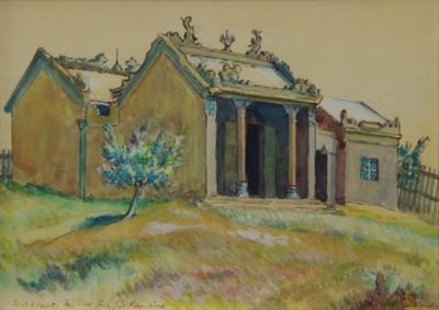 Joss Houses, Ten Foot Hill, Castlemaine
