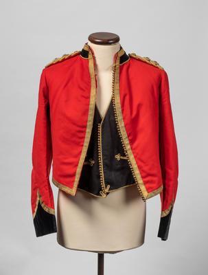 Uniform (tunic - trousers - waistcoat)