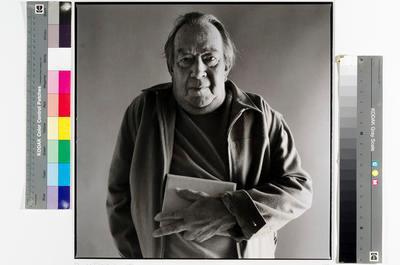 Portrait of Donald Friend; photograph