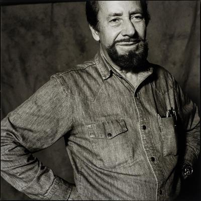 Portrait of Albert Tucker; photograph
