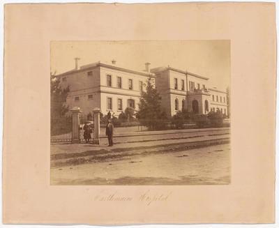 No Title (Castlemaine Hospital)