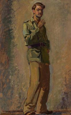 Lieutenant Charles Bush