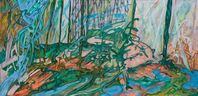 Gustav Klimt's Australian Holiday Reminiscence