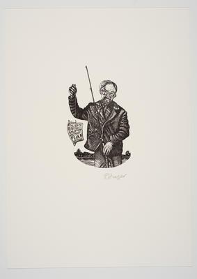 Ex Libris Andrew Peake