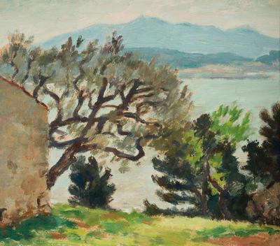 Untitled (French Landscape)