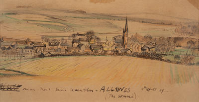 Near Mont St. Quentin