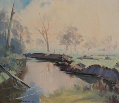 Lifting Fog, Rubicon River Thornton