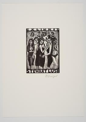 Ex Libris Stewart Lush