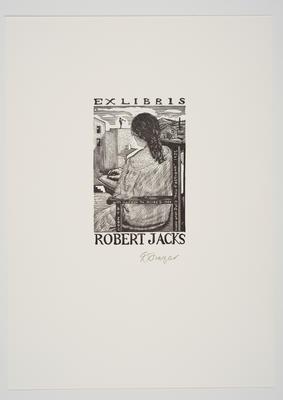 Ex Libris Robert Jacks
