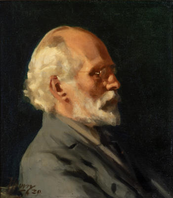Portrait of Peter Stappers