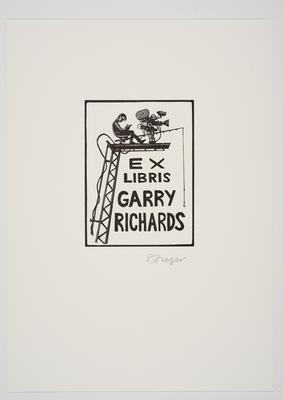 Ex Libris Garry Richards