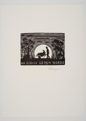 Ex Libris Leigh Hobbs