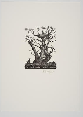 Ex Libris Robert C. Littlewood